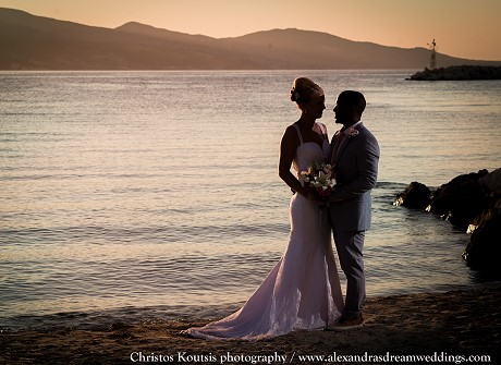 Alexandras Dream Weddings in Zante Greece