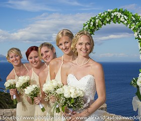 Alexandras Dream Weddings in Zakynthos