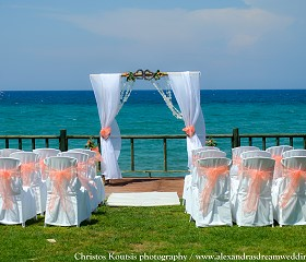 Alexandras Dream Weddings in Zante